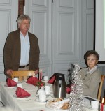 Abb. 1: Thomas Weber begrüßt die Anwesenden (Foto I. Vahlhaus).