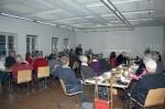 Abb. 2: Das Auditorium während der Ausführungen von Dr. Wiermann (Foto: M. Poppe).