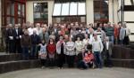 Abb. 3: Gruppenbild mit Tagungsteilnehmern am Samstag (Foto: M. Poppe).