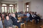 Abb. 3: Das Auditorium während der Vorträge (Foto: M. Poppe).