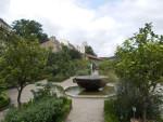 Abb. 5: Eichstätt, Bastionsgarten auf der Willibaldsburg (Foto: U. Tichatschke).