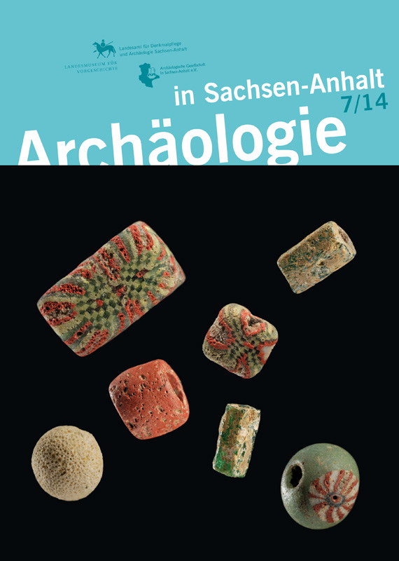 Titel Archäologie in Sachsen-Anhalt Neue Folge Heft 7, 2014